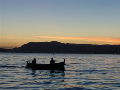 die Fischer kehren zurück