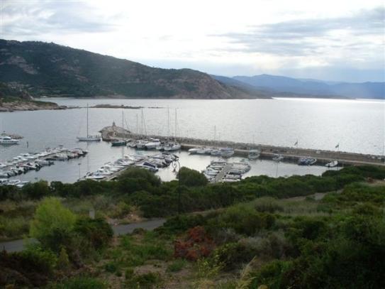 Hafen von Cargèse