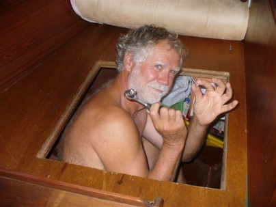 Skipper im Untergrund
