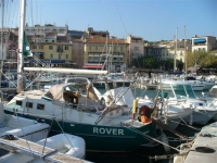 Rover in Cassis