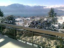 Winter am Genfer See