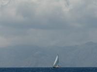 Rover auf dem Weg nach Marmaris