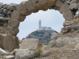 Lighthouse Knidos