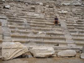 alte Steine - Amphitheather