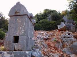 Ruinen von Aperlae