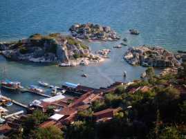 Blick auf Kaleköy