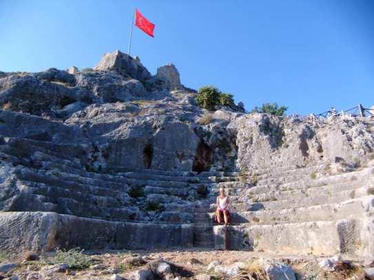 Amphitheather im Castle