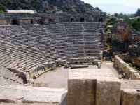 Myra, Theater