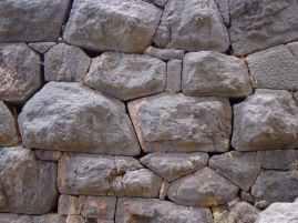 über 2000 Jahre alte Mauer