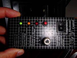 elektronische Kühlschrank-Steuerung