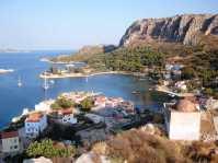 Mandraki-Bucht