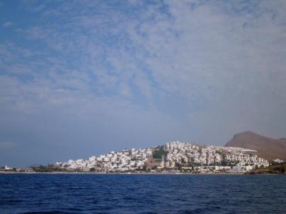 türkische Feriensiedlung