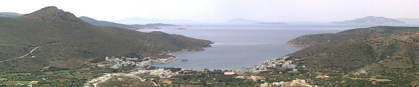 Bucht von Katapoula, Amorgos