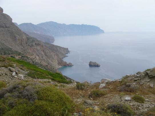 Südostküste von Amorgos