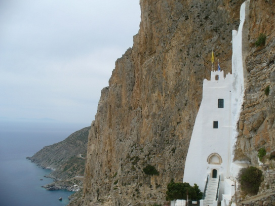 Kloster Amorgos