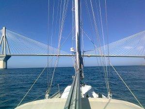 Brücke von Rion über den Golf von Patras