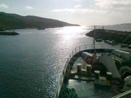 die Gozo Channel Line bringt uns rüber nach Malta