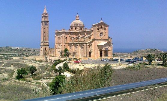Malta ist ein Kirchenland