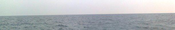 Blick nach Backbord