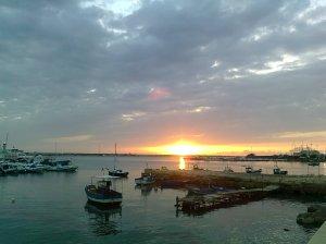 Fischereihafen von Marsala