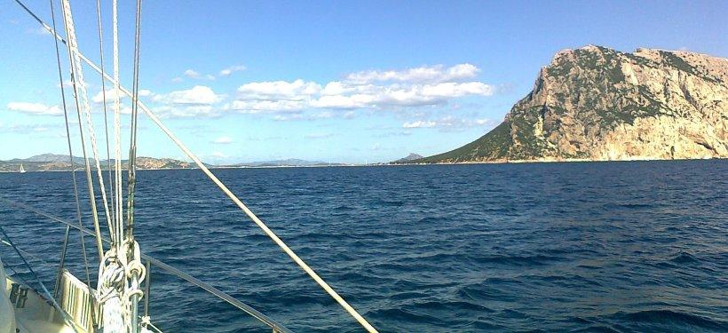 Felseninsel Tavolara südlich Olbia