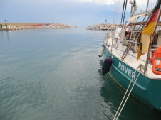 Hafeneinfahrt Santa Maria