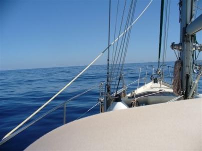 freies Meer!