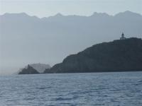 Landfall in der Bucht von Calvi