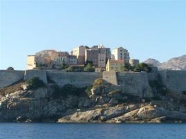 Citadelle von Calvi