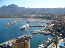 Hafen von Calvi