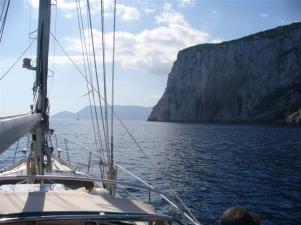 Kap nördlich von Olbia/Sardinien