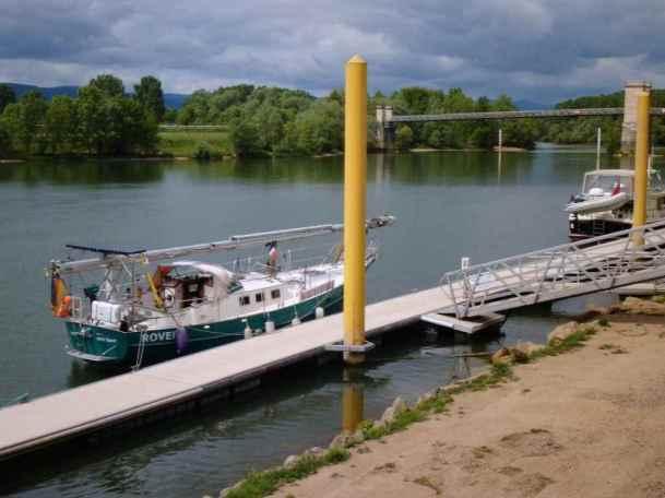 Montmerle - Halte Fluvial