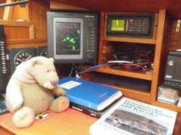 Robär entspannt trotz Radar-Nebelfahrt
