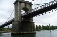 alte Rhonebrücke