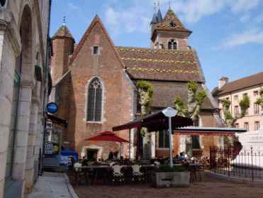 Brasserie l'Amiral in St. Jean