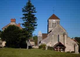 Kirche in Fleurey