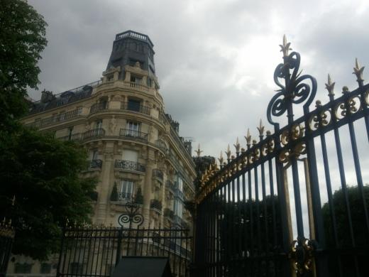 Wohnen am Jardin de Luxembourg