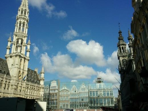 Brüssel, Großer Platz