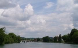 Villeneuve sur Yonne voraus
