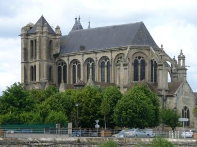Kathedrale von Montereau-faut-Yonne