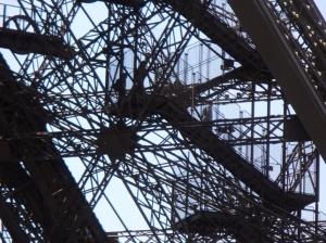 Pfeiler des Eiffelturms