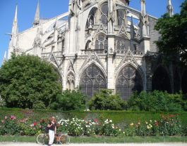 Notre Dame Ostseite
