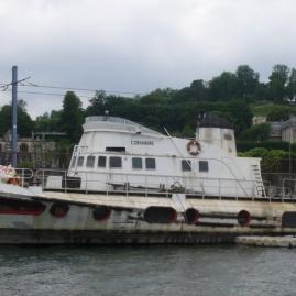 ehemaliger Seenotrettungskreuzer?