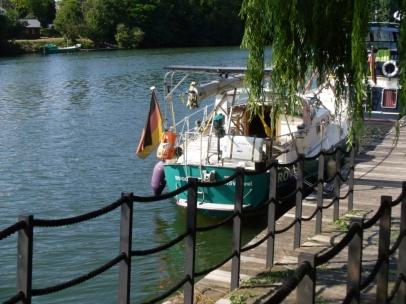 Halte Fluvial in Rueil-sur-Seine