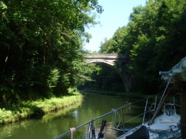 Brücke von Ricqueval