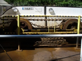 Kettenmechanik