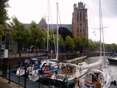Rover in Dordrecht