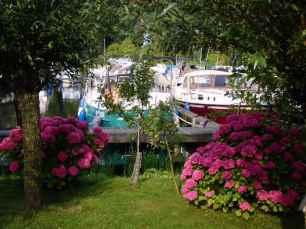 Liegeplatz im Jachthaven Onklaar Anker