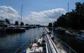 Gemeindehafen von Elburg
