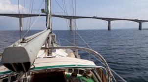 Brücke über den Kalmarsund